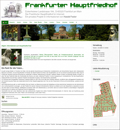 fhfh website screen 400